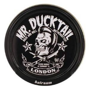termékkép - Hairgum Mr. Ducktail Wax 40g kép
