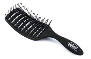 termékkép - Wet Brush Hajkefe Epic Professional Quick Dry Brush Black kép