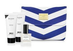 termékkép - Balmain Limited Edition Cosmetic Bag Spring/Summer 2018 kép