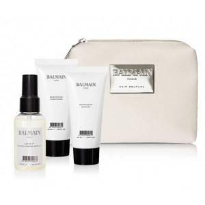 termékkép - Balmain Luxury Care For Hair Couture Travel Collection Cosmetic Bag kép