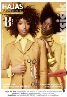 Hajas magazin 2020 szeptember