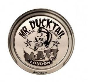 termékkép - Hairgum Mr. Ducktail Wax Matt 40g kép