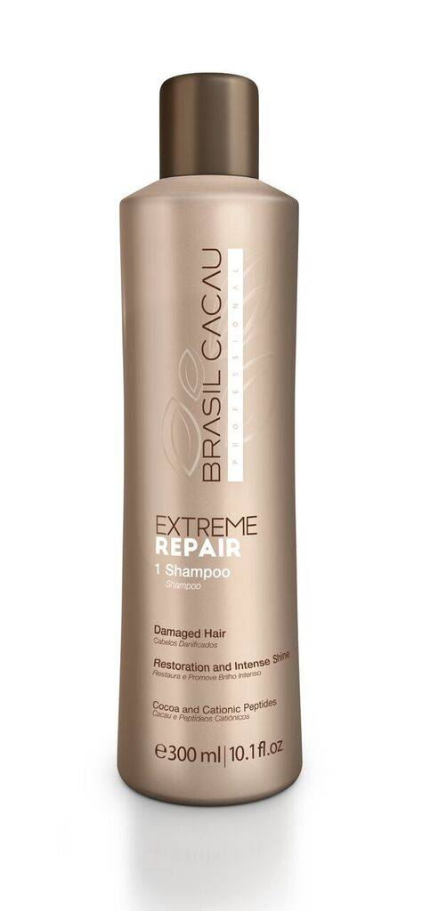 Brasil Cacau EXTREME REPAIR  Sampon 300ml